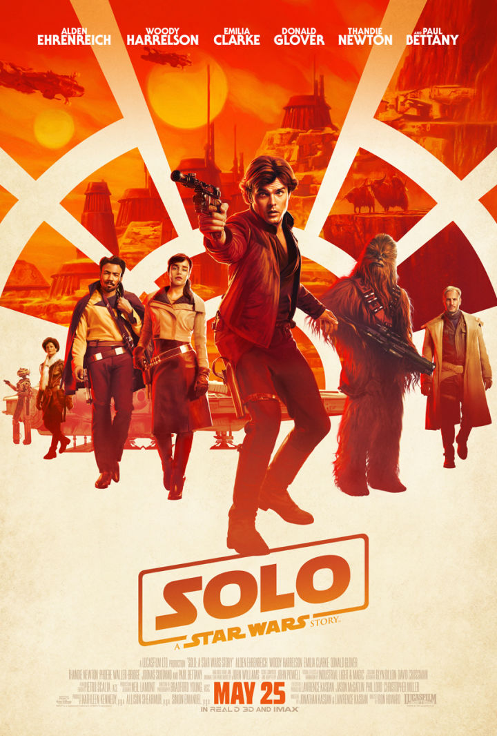 'Solo' Review: A Space Western Origin Story
